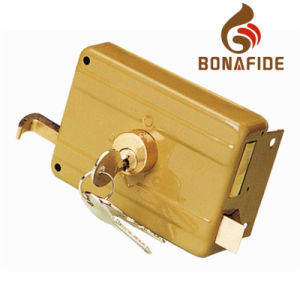 High Quality Security Rim Lock 23A pictures & photos