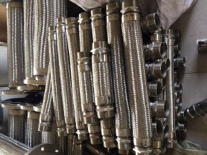 Corrugated Stainless Steel Flexible Metal Hose pictures & photos