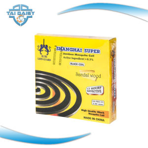 Black Mosquito Coil Mosquito Repellent Incence pictures & photos