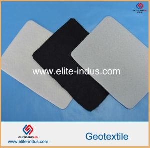 Polypropylene Geotextile Fabric Used in Pavers Walkways pictures & photos