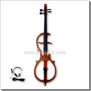 4/4 Solidwood Electric Cello (CE405) pictures & photos