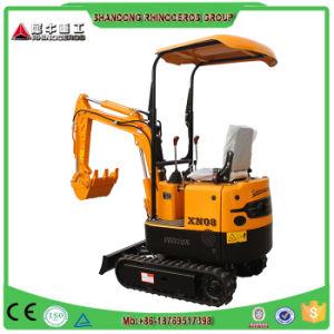 0.8 Ton Mini Excavator, Best Excavator Mini Digger, Agricultural Excavators pictures & photos