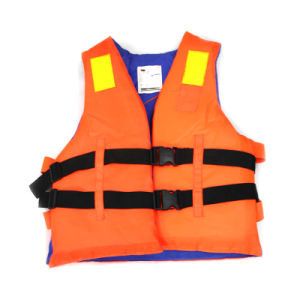 Polyethylene Foam Life Jacket (BLUE/Orange) . pictures & photos