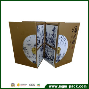 Promotional Luxury Classical Wooden Tea Box pictures & photos
