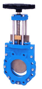 Knife Gate Valve for Water and Sewage pictures & photos