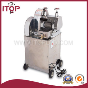 Stainless Steel Electric Sugar Cane Juice Extractor (YZ-28B) pictures & photos