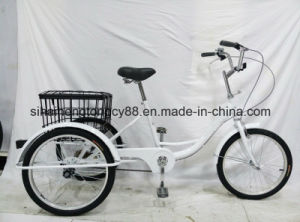 20inch Steel Single Speed Trike pictures & photos