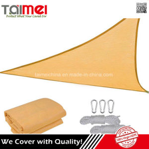 Different Triangle Shade Sail Canopy with UV Protection pictures & photos