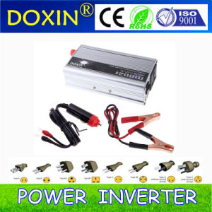 High Quality 12VDC to 220V AC 1200W Inverter pictures & photos