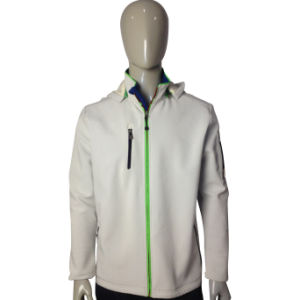Spring|Autumn Windproof Softshell Jacket for Women pictures & photos