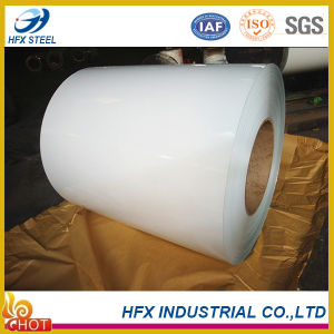 Gi Color Coated Galvanized Steel Coils (PPGI/PPGL) pictures & photos