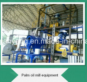 Thailand, Indonesia Dry Type Palm Oil Fruit Processing Equipment pictures & photos