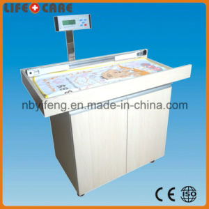 Medical Stainless Steel Tray Electronic Infant Scale pictures & photos