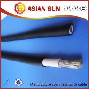 PV1-F 4mm2 Tinned Copper Conductor DC Solar Cable pictures & photos