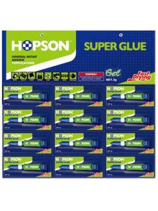 12PCS/Card Aluminum Tube Super Glue Gel (HCA-G12) pictures & photos