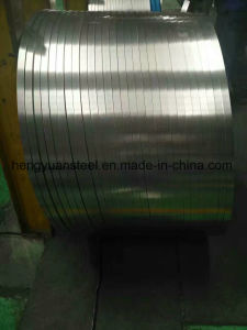 Customized Width Az30-100 Galvalume Steel Strip and Slit Coil pictures & photos