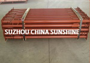 Adjustable Steel Shoring Prop for Construction pictures & photos