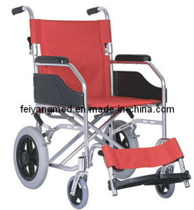 Manual / Steel / Folding Wheelchair pictures & photos
