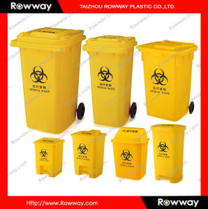 Wheeled Medical Waste Bin pictures & photos