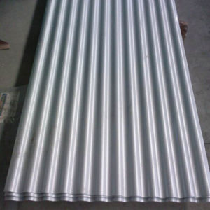 Galvalume Corrugated Steel Plate for Roofing