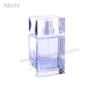 OEM Polished Glass Bottle with Pump Sprayer pictures & photos