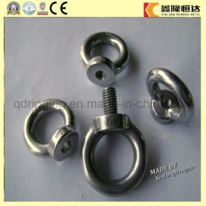 Rigging Hardware Eye Bolt DIN582 Ring Nut pictures & photos