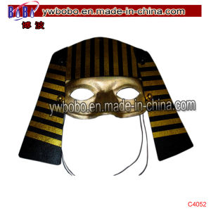 Business Gift Party Favor Accessories Egypt Pharaoh Masquerade Masks (C4052) pictures & photos