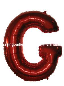 Aluminum Foil Letter Balloon (FLB-1)