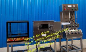 Hot Sale Cone Pizza Making Machine, Pizza Cone Maker pictures & photos