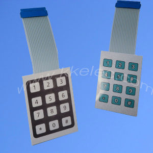3m467/468 Adhesive Keyboard Membrane Switch Panels pictures & photos