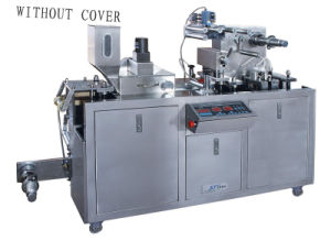 Dpp-80flat Plate Automatic Blister Packing Machine pictures & photos