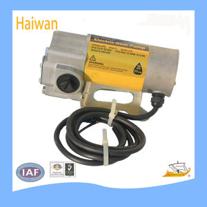 DC Diesel Pump/ Cast Aluminum Material Diesel Transfer Pump