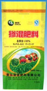 High Quality Plastic PP Woven Bag of Packing Fertilizer pictures & photos