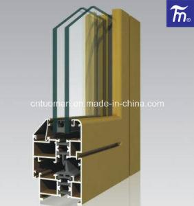 Profile for Aluminum Window & Door Manufacturer pictures & photos