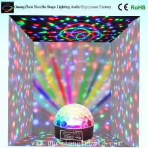 LED KTV, Disco, Party, Crystal Magic Ball for Stage Christmas Light