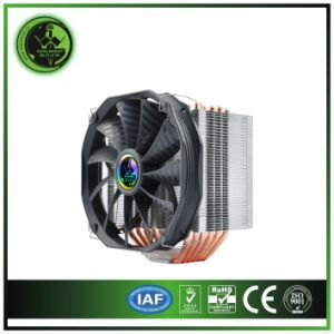New 200W High Performance Heat Pipe CPU Cooler for Intel LGA 115X and AMD Series pictures & photos