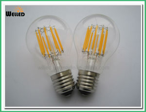 10W A60 Global LED Filament Bulb E27 B22 pictures & photos