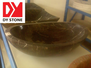 Black Granite Stone Sink (DYSINK508)