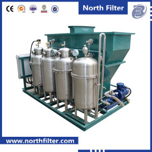 10 Cube Oil Water Separator Wastewater Treatment Equipment pictures & photos