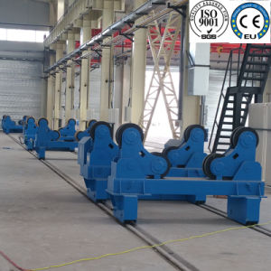 Automaitic Saw Welding Manipulaor in Wind Tower Production Line pictures & photos