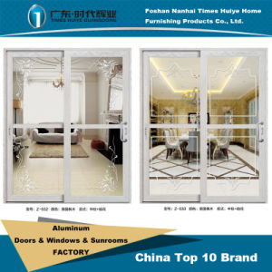 Aluminum Hanging Door for House Decoration pictures & photos