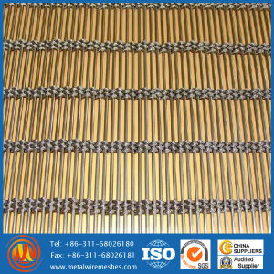 Stainless Steel Woving Decorative Wire Mesh