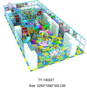 Classic Theme Children Indoor Playground (TY-140227) pictures & photos
