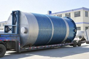 90000 Liter Cladding Pressure Vessel, Oil Separator Pressure Vessel pictures & photos