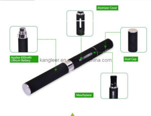 2015 New Product EGO W Mini Pen Style Electronic Cigarette with High Quality Clearomizer