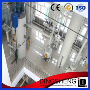 Manufacturing Small Scale Crude Palm Oil Refining Equipment pictures & photos