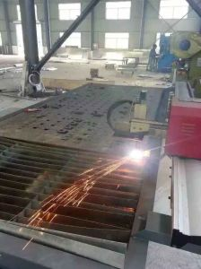 Cheap Portable CNC Plasma Cutting Machine with Flame Function pictures & photos
