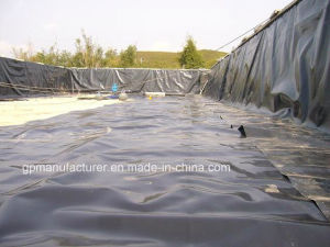 Pond Liners for Methane Generating Pit with Geomembrane pictures & photos
