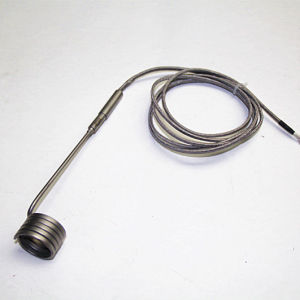 Coil Heater with 130mm Cold Zone Without Thermocouple
