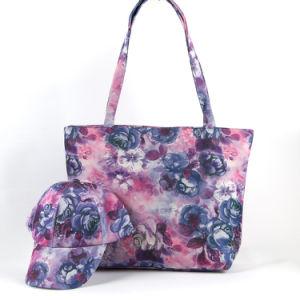 Beach Bag with Cap Handbag Leisure Bag GS022512-1 pictures & photos